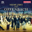 OFFENBACH: Orchestral Works = Various overtures, Tales of Hoffman music – Swisse Romande Orch. – Chandos