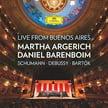 Life From Buenos Aires = SCHUMANN, DEBUSSY & BARTOK – Argerich & Barenboim – DGG