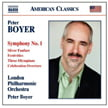 BOYER: Symphony No. 1 and Fanfares and Overtures – London Phil./ Boyer – Naxos