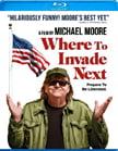 Where to Invade Next, Blu-ray (2016)