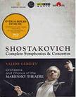 SHOSTAKOVICH: Complete Symphonies and Concertos/ Valery Gergiev – Blu-ray (2015)