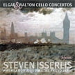 ELGAR: Cello Concerto in e minor; WALTON: Cello Concerto; G. HOLST: Invocation; I. HOLST: The Fall of the Leaf – Steven Isserlis, cello/ Philharmonia Orch./ Paavo Jarvi – Hyperion