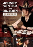 Johnny Winter With Dr. John – Live In Sweden 1987 (CD + DVD)