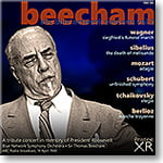 Beecham – The ABC Blue Network Concerts, Volume 2: A Tribute Concert in Memory of President Roosevelt = Works of WAGNER, SIBELIUS, SCHUBERT, BERLIOZ, TCAIKOVSKY, MOZART – Blue Network Sym./Beecham – Pristine