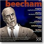 Beecham – The ABC Blue Network Concerts, Volume 2: A Tribute Concert in Memory of President Roosevelt = Works of WAGNER, SIBELIUS, SCHUBERT, BERLIOZ, TCAIKOVSKY, MOZART – Blue Network Sym./Beecham – Pristine