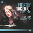 """Martha Argerich & Friends Live from Lugano 2015"" – Emphasis on piano works incl. 3 pianos – Warner (3 discs)"
