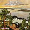 Tribute to Hans Rosbaud – Works of BERG, WEBERN, SIBELIUS, BARTOK – Rosbaud cond. – Praga Digitals