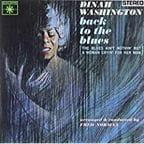 Dinah Washington – Back to the Blues – Parlophone/ PurePleasure vinyl
