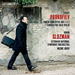 PROKOFIEV: Violin Concerto No. 1 in D Major, Op. 19; Violin Concerto No. 2 in g, Op. 35; Solo Sonata in D Major, Op. 115 – Vadim Gluzman, v./ Estonian Nat. Sym. Orch./ Neeme Jarvi – BIS