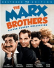 The Marx Brothers  = The Cocoanuts, Animal Crackers, Monkey Business, Horse Feathers, Duck Soup – Blu-ray (3)