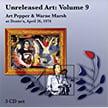 Art Pepper & Warne Marsh – Unreleased Art: Volume 9 at Dante's,  April 26, 1974 – Widow's Taste
