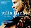 Russian Violin Concertos – Music of PROKOFIEV, GLAZUNOV AND KHACHATURIAN – Julia Fischer, v./ Russian National Orch./Yakov Kreizberg – Pentatone