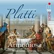 PLATTI: Six Trio Sonatas for Violin, Violoncello and Continuo – Armonioso – MD&G