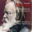 The Budapest String Quartet plays BRAHMS Quartets & Quintets – Praga Digitals