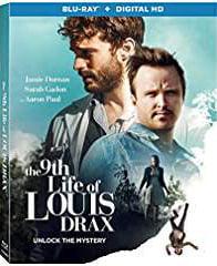 The 9th Life of LOUIS DRAX, Blu-ray (2017)