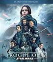Rogue One, A Star Wars Story, Blu-ray (2017)