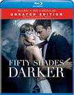 Fifty Shades Darker, Blu-ray (2017)