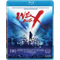 We Are X, Blu-ray (2017)