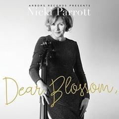 Nicki Parrott – Dear Blossom – Arbours Records