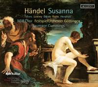 HANDEL: Susanna – Göttingen Festival Orch./ NDR Choir, Laurence Cummings – Accent