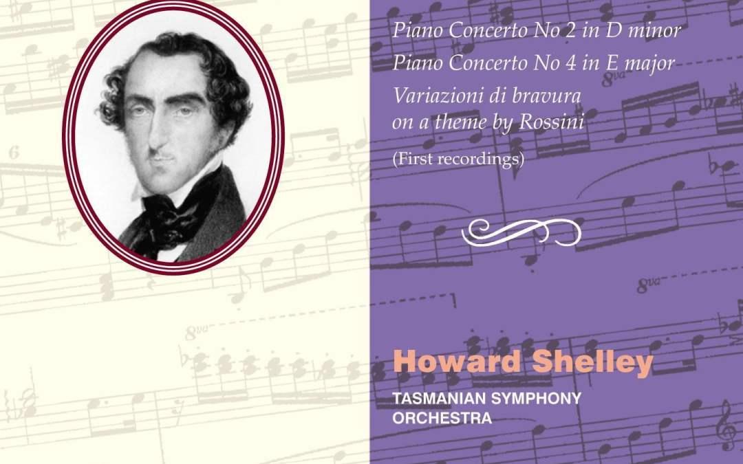 Cipriani POTTER: Piano Concerto No. 2 in D Minor; Piano Concerto No. 4 in E Major; ‒ Tasmanian Symphony Orchestra / Howard Shelley, piano and conductor ‒ Hyperion
