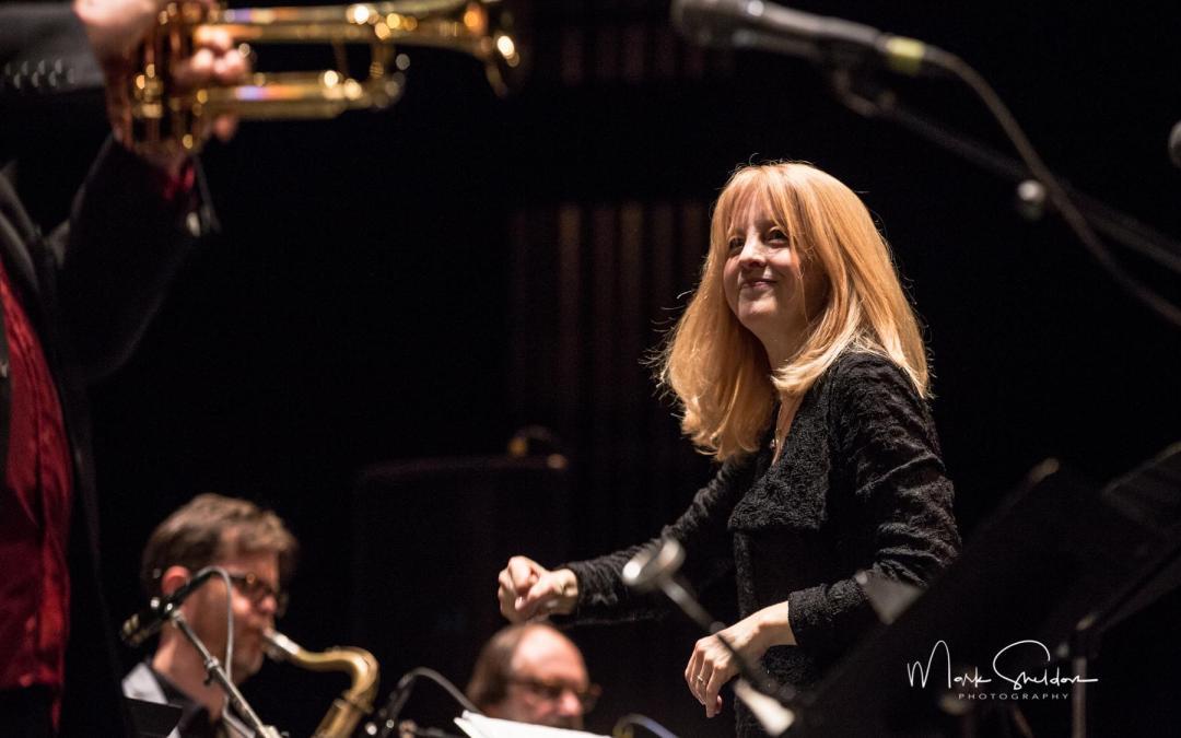 Portland Jazz Festival Opening Night – Maria Schneider Orchestra – February 2017