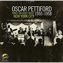 Oscar Pettiford – Nonet/Big Band/Sextet – 1955-1958 – New York City – Uptown Records