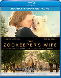 The Zookeeper's Wife, Blu-ray (2017)