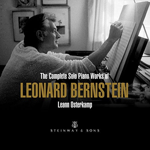 Leonard BERNSTEIN: The Complete Solo Piano Works—Leann Osterkamp, piano—Steinway & Sons
