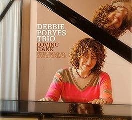 Debbie Poryes Trio – Loving Hank – OA2 Records