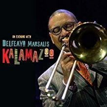 Delfeayo Marsalis – An Evening with Delfeayo Marsalis: Kalamazoo – Troubadour Jass Records