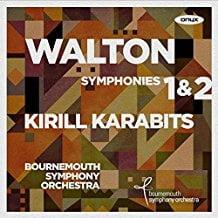 William WALTON: Symphony No. 1—Symphony No. 2. Bournemouth Symphony Onyxclassics