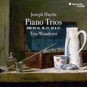 Joseph Haydn: Piano Trios – Trio Wanderer – Harmonia Mundi
