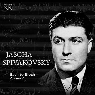 Jascha Spivakovsky: Bach to Bloch, Volume 5 = Piano Concertos by MOZART, TCHAIKOVSKY – Jascha Spivakovsky, piano/ Royal Philharmonic Orchestra/ Clarence Raybould/ Victorian Symphony Orchestra/ Sir Bernard Heinze – Pristine Audio