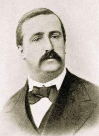 Portrait of Alexander Borodin