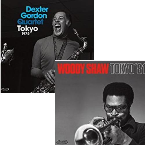 Dexter Gordon, Woody Shaw, Tokyo Concerts