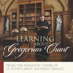 Gregorian Chant Learning