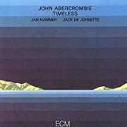 John Abercrombie - Timeless Album cover