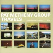 Pat Metheny Group Tavels, Album Cover