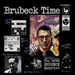 The Dave Brubeck Quartet Featuring Paul Desmond - Brubeck Time - Columbia Records/Speakers Corner