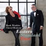Mark Winkler Cheryl Bentyne, Eastern Standard Time Album Cover