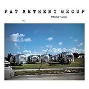Pat Metheny, American Garage Album Cover