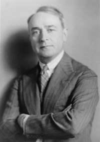 Portrait Serge Koussevitzky