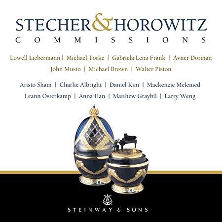 STECHER & HOROWITZ: COMMISSIONS – Aristo Sham, Charlie Albright, Daniel Kim, Mackenzie Melemed, Leann Osterkamp, Anna Han, Matthew Graybil, Larry Weng – Steinway and Sons