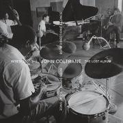 John Coltrane -- The Lost Album, Album Cover