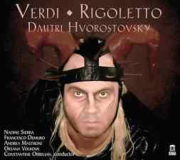 Verdi Otello Dmitri Hvorostovsky