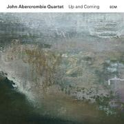 "John Abercrombie, ""Up and Coming"" Album Cover"
