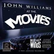 John Williams at the Movies, Album Cover
