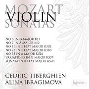 Mozart Violin Sonatas, Vol. 5 Album Cover