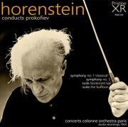 Horenstein Conducts Prokofiev, Album Cover